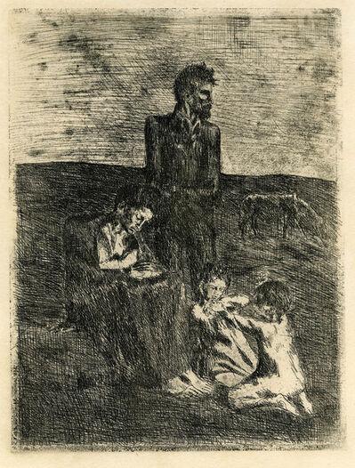 Pablo Picasso, 'Les Pauvres (The Poor)', 1905
