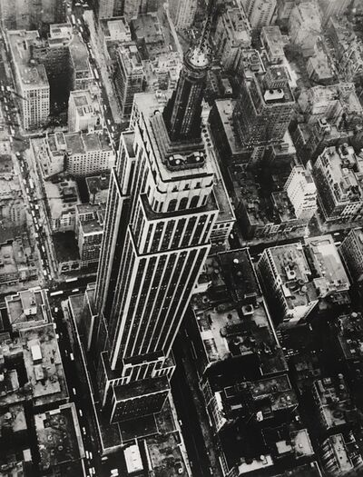 Nat Fein, 'Empire State Building', 1940