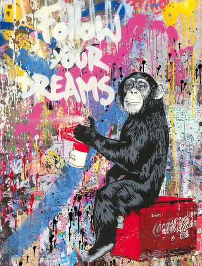 Mr. Brainwash, 'Everyday Life,', 2019