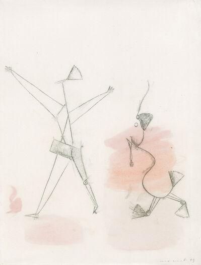 Max Ernst, 'untitled', 1949