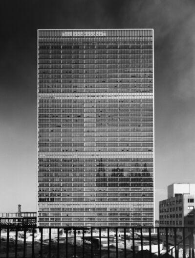 Ezra Stoller, 'United Nations, International Team of Architects Led by Wallace K. Harrison, New York, NY', 1950