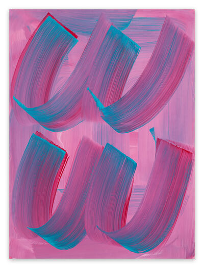 Anne Russinof, 'Accent Grave (Abstract painting)', 2021