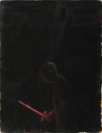 Enrique Martínez Celaya, 'The Sword', 2012
