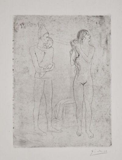 Pablo Picasso, 'La Toilette de la Mère', 1905 (Paris)