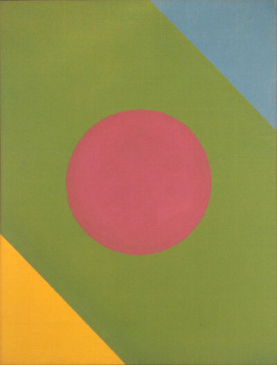 Paul Reed, '#5 A', 1965