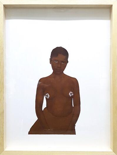 Muhammad Zeeshan, 'Nangeli 2', 2020