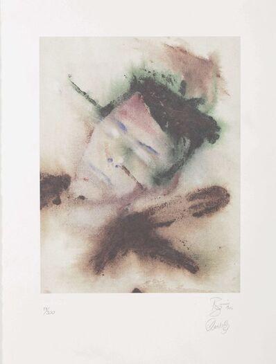 David Bowie, ' Head of DB / Self-portrait', 1995