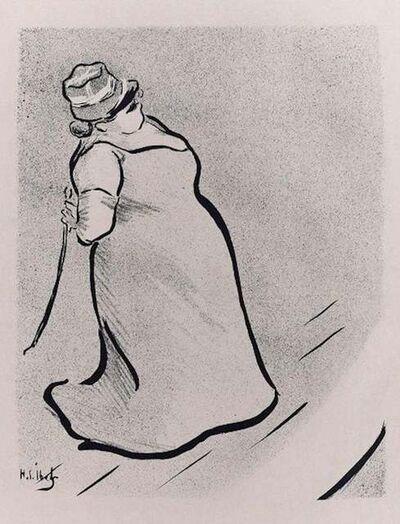 Henri-Gabriel Ibels, 'Jeanne Bloch', 1893
