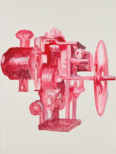 Tony Oursler, 'Mimetic 1', 1999