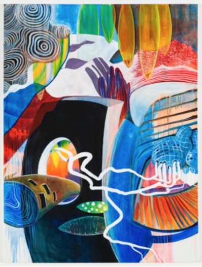 Vita Eruhimovitz, 'Drying my Canoe', 2018