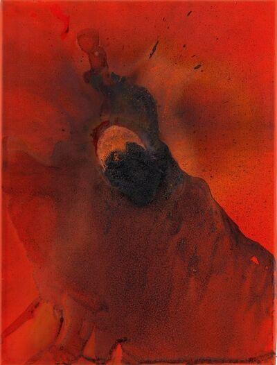 Otto Piene, 'Run', 1978