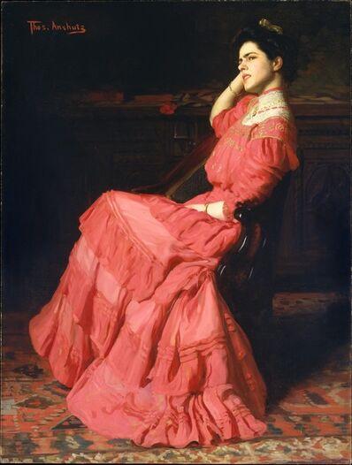 Thomas Anshutz, 'A Rose', 1907