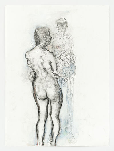 Marion Wagschal, 'Wooing', 2017