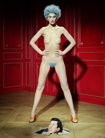 Miles Aldridge, '(After Cattelan) #1', 2016