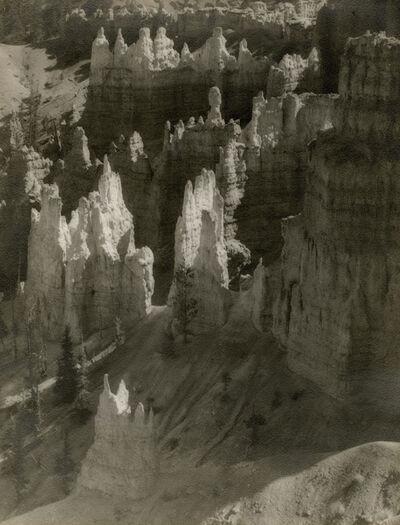 Forman Hanna, 'Bryce Canyon', 1925