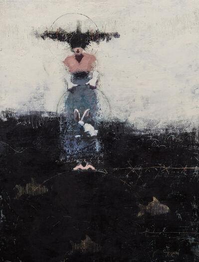 Cathy Hegman, 'RiverDeep Rabbit Trick', 2019