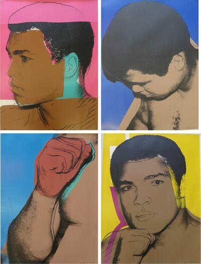 Andy Warhol, 'Muhammad Ali', 1978