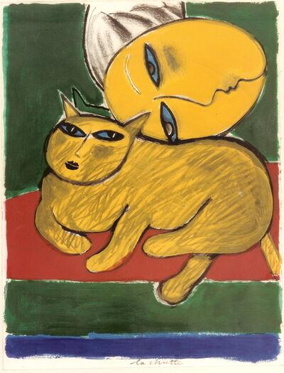 Corneille, 'La chatte', 1987