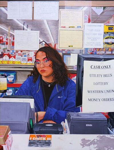 Marianna Olague, 'Customer Service Representative', 2020
