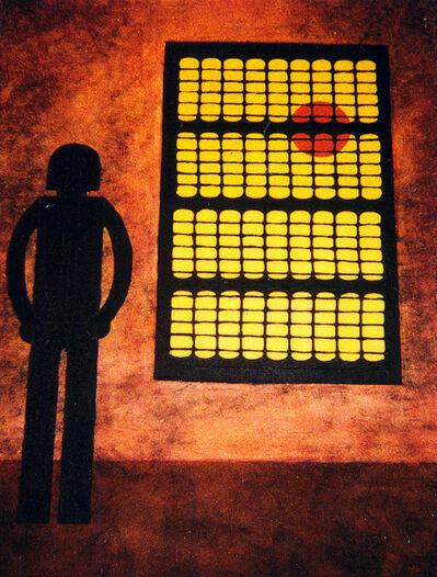 Rufino Tamayo, 'Hombre en la ventana', 1980