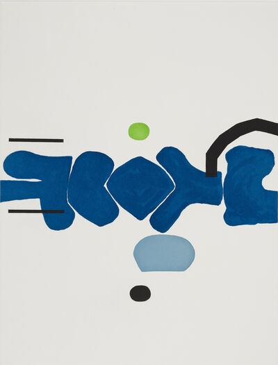 Victor Pasmore, 'When Reasons Dream II', 1997