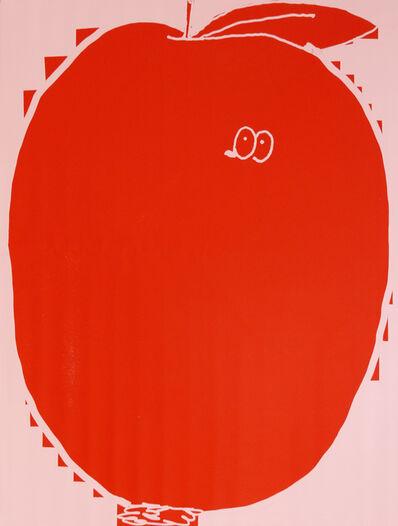 Stefan Marx, 'Red Apple', 2020