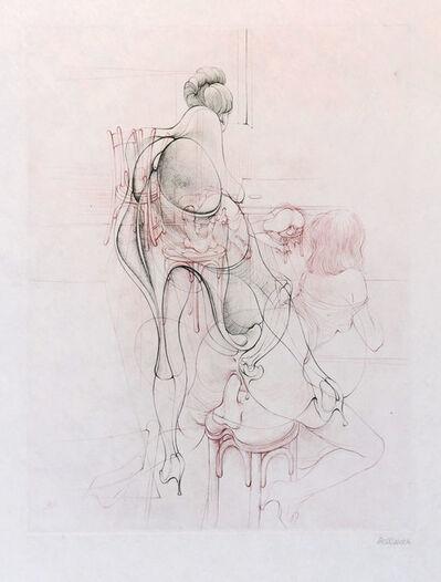 Hans Bellmer, 'Idée Sur Les Romans', 1968