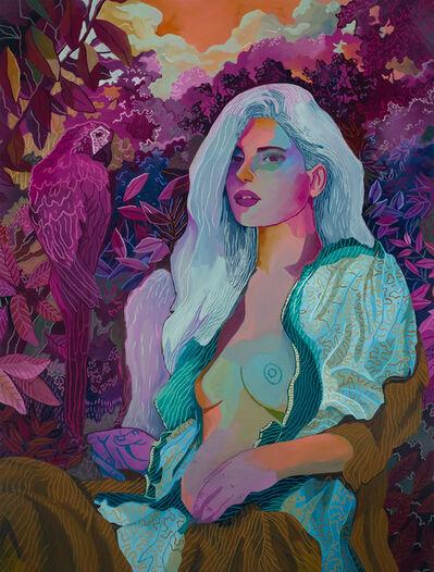 John Holcomb, 'Platinum Blonde Madonna', 2020