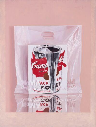 Carlos Vega Faúndez, 'Serie Museos. Warhol @MOMA', 2019