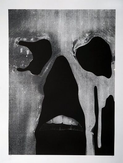 Jesse Draxler, 'Untitled, (brain leaked from their eyes like they were crying their own mind)', 2016