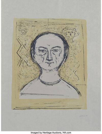 Massimo Campigli, 'Self-Portrait', 1965