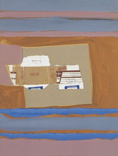 Robert Motherwell, 'The Irregular Heart', 1974