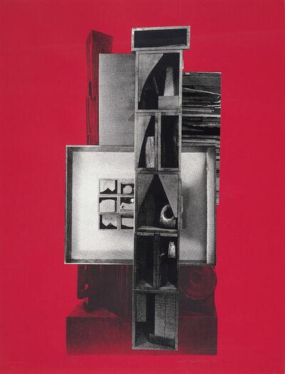 Louise Nevelson, 'Facade', 1966