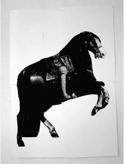 Jon Mikel Euba, 'Breda IV en dos (Dos líneas de desarrollo divergentes)', 2008