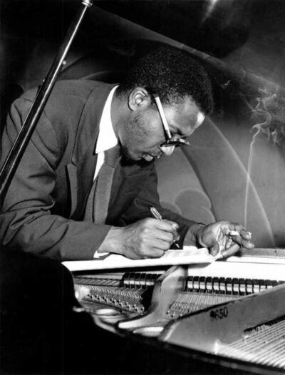 Herman Leonard, 'Thelonious Monk, NYC'
