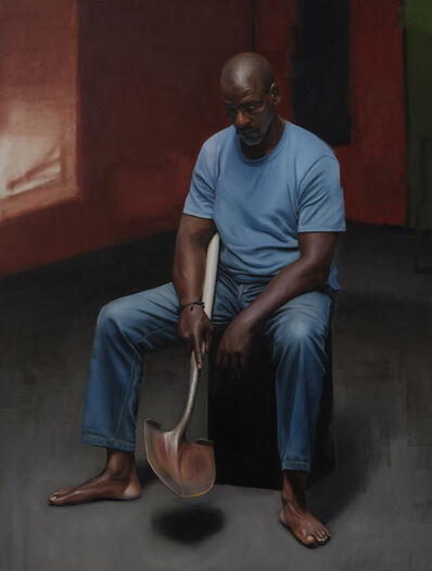 Delfin Finley, 'It's Only a Matter of Time ', 2016