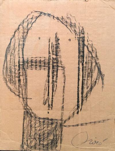 Joan Miró, 'Tête', 1977