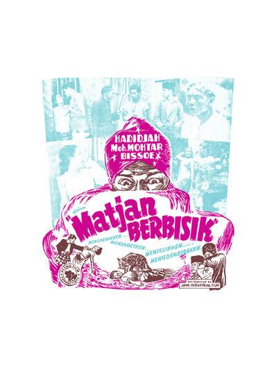 """Krack! Studio, 'Matjan Berbisik, 1940 (from the series """"Tanah/Impian (Dream/Land)"""")', 2014-2017"""