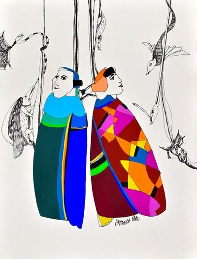 Armanda Passos, 'Casal (pag 210)', N/A