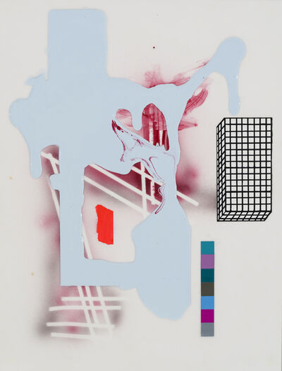 Jean-Sébastien Denis, 'Petite imbrication #19-02-A', 2019