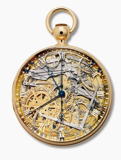 Abraham-Louis Breguet, ''Marie-Antoinette' watch', 2005-2008