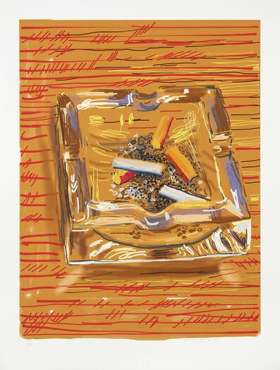 David Hockney, 'Ashtray', 2010