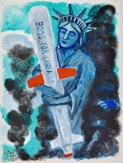 Vasan Sitthiket, 'Bomb For Liberty', 2017