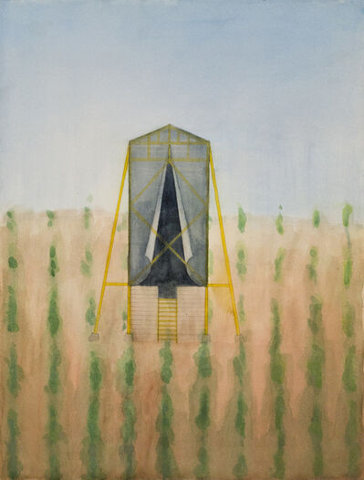 Mark Mack, 'Folly for Vintners in the Napa Valley, In Situ', 1980