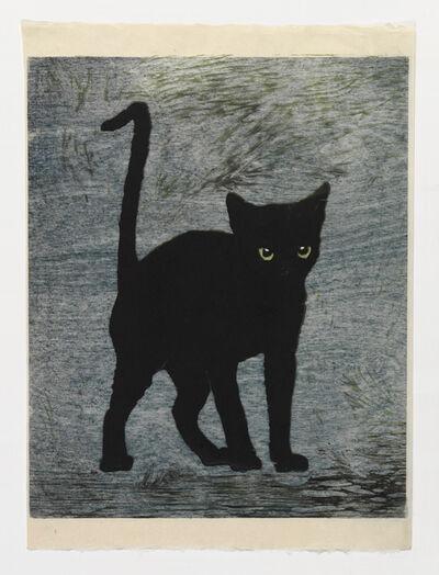 Mamma Andersson, 'Black Cat', 2015
