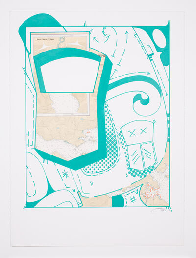 Sonny Assu, 'Landline #10', 2020