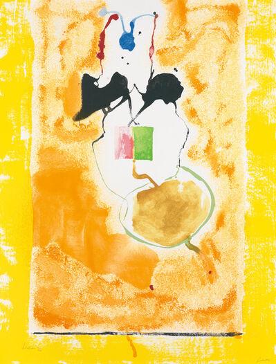 Helen Frankenthaler, 'Solar Impression', 2001