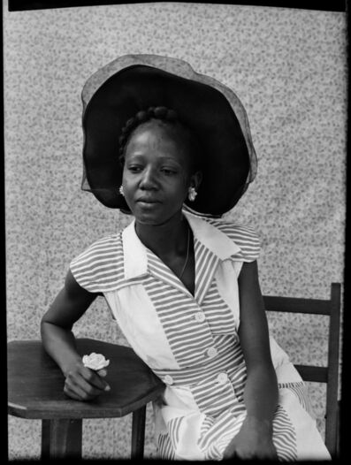 Seydou Keïta, 'Untitled portrait', ca. 1950