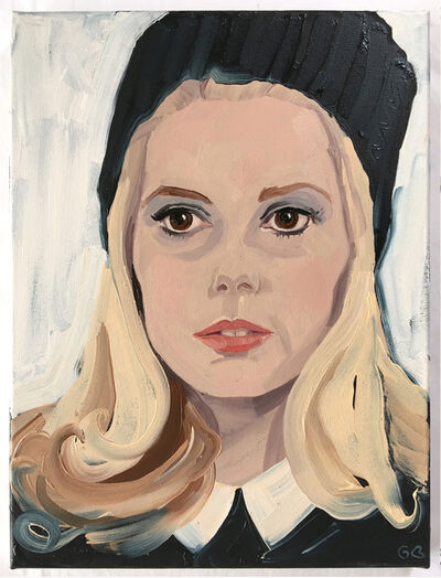 Gill Button, 'Belle de Jour', 2016