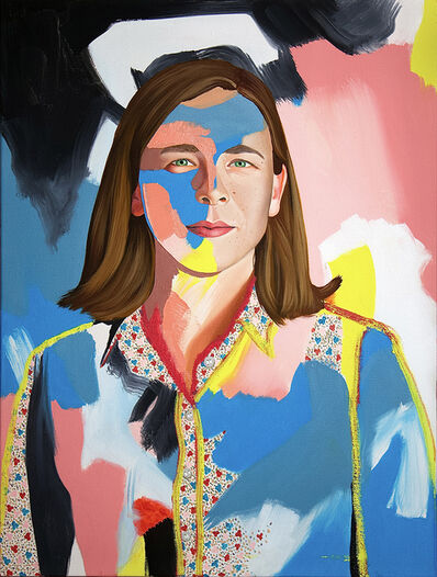 Kim Leutwyler, 'Lisa', 2021